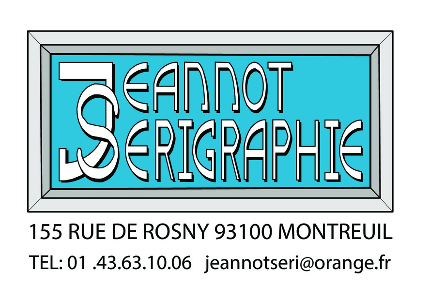 logo jeannot serigraphie page0